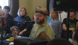 Mitch Jeserich at PNB