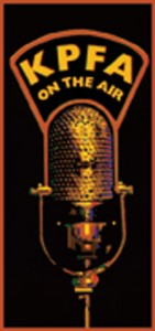 KPFA on the air